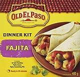 Old El Paso Fajita Dinner Kit, 12 Count, 400 Gram