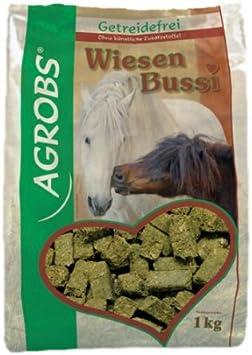 Alimento para caballos Wiesen Bussi de Agrobs, 1 kg