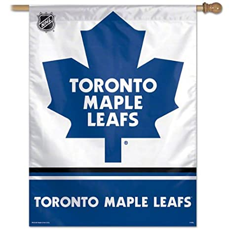 Image Unavailable. Image not available for. Color  Wincraft Toronto Maple  Leafs Vertical Flag  27x37 Banner 7349562b6