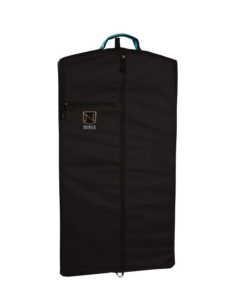 Noble Outfitters Show Ready Garment Bag Deep Turqu