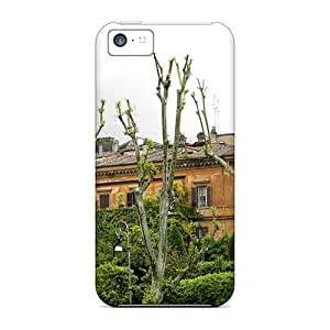 New Arrival Building In Rome GBp313VxPh Case Cover/ 5c Iphone Case