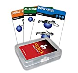 FitDeck Exercise Playing Cards for Guided Fitness Equipment Workouts, Exercise Ball