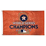 Houston Astros WinCraft 2017 World Series Champions On Field Celebration 3' x 5' Deluxe Banner Flag