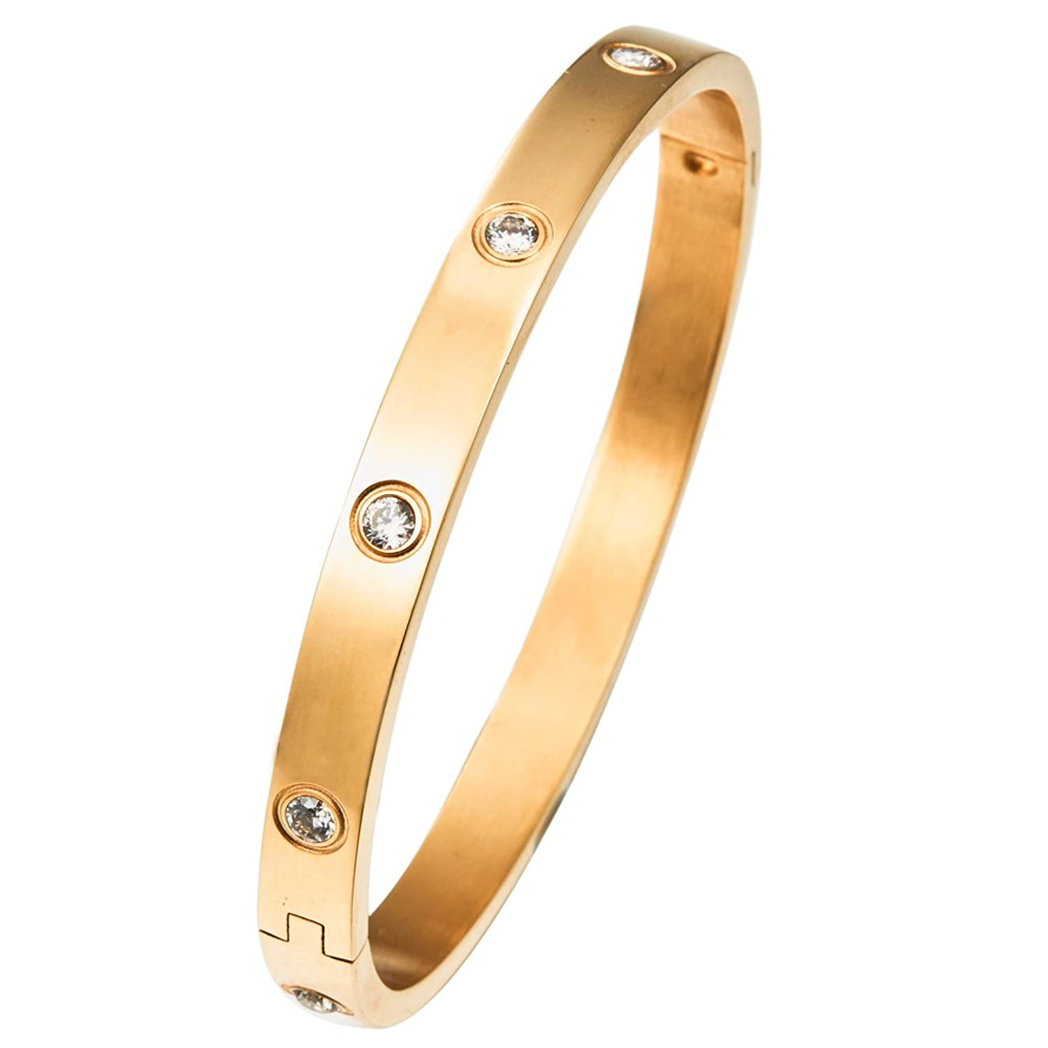 bangles sz banque cartier yellow products bangle gold bracelet love solid diamond
