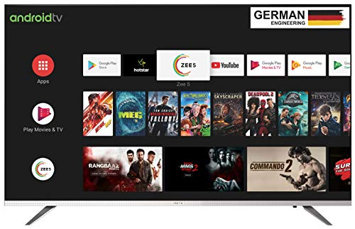 METZ 32 inch TV HD Ready Certified Android Smart LED TV