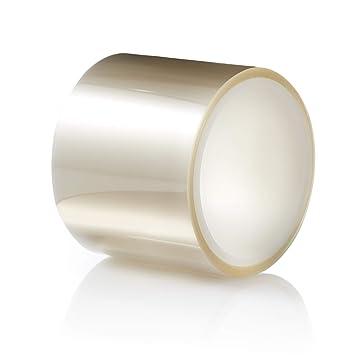 Tierrafilm Rollo de Acetato Transparente 8cm de Alto - para Repostería y Pasteleria, Moldes Reposteria: Amazon.es: Hogar