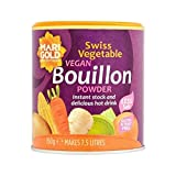 Marigold Less Salt Swiss Vegetable Bouillon 150g - Pack of 6