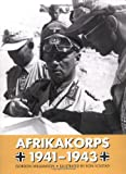 Afrikakorps, 1941-1943, Osprey, 1855329387