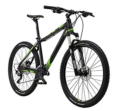 Upland Bikes Count Comp 650b 27.5 Medium,20 Speed, Hardtail Mountain Bike