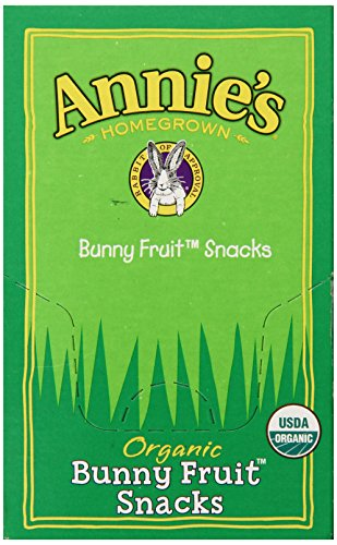 Annie's Organic Bunny Fruit Snacks Berry Patch Fruit Snacks .8 oz (18 count)