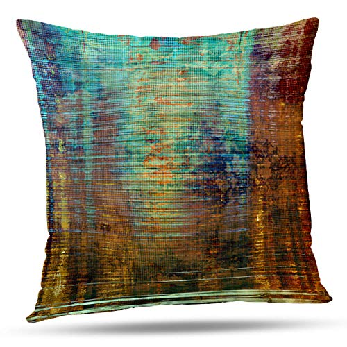 - Soopat Decorative Throw Pillow Cover Square Cushion 18