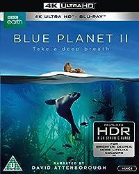 Blue Planet II [4K UHD] [2017] [Blu-ray]