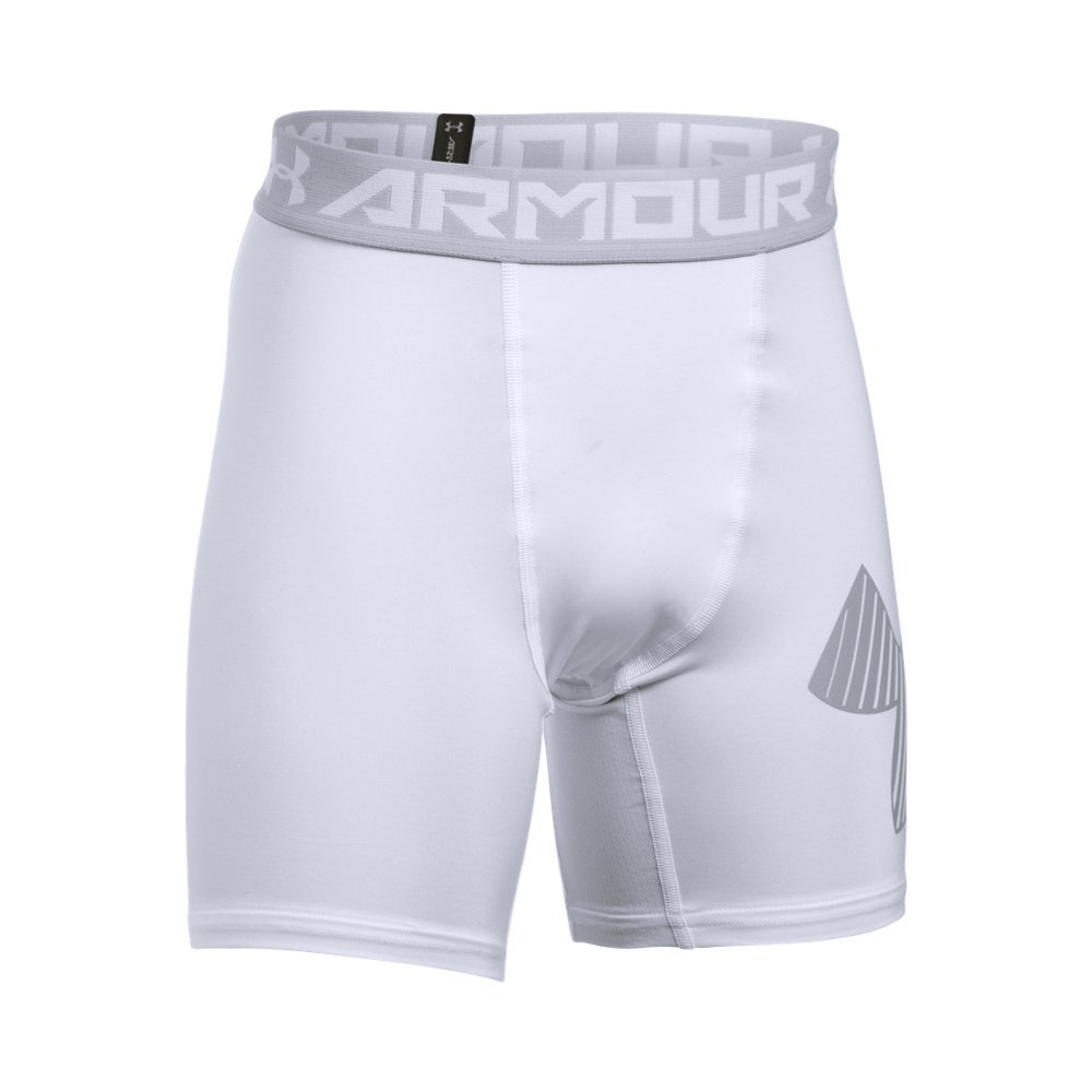 Under Armour Boys' HeatGear Armour Mid