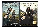Buy OUTLANDER: COMPLETE SEASON 1 Vol. 1 & 2 DVDS