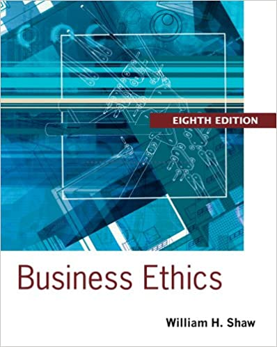 Image result for shaw business ethics 8th edition pdf