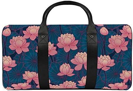 個性的なパターン11 旅行バッグナイロンハンドバッグ大容量軽量多機能荷物ポーチフィットネスバッグユニセックス旅行ビジネス通勤旅行スーツケースポーチ収納バッグ