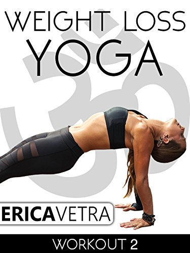 VHS : Weight Loss Yoga Workout 2 - Erica Vetra