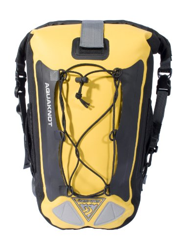 Seattle Sports Aquaknot 1800 Backpack (Yellow)