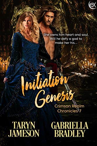 Initiation Genesis (Crimson Realm Chronicles Book 7)