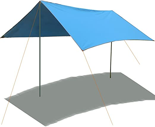 Bauhaus life Awning, Outdoor Camping, Portable Storage Can Be Used ...