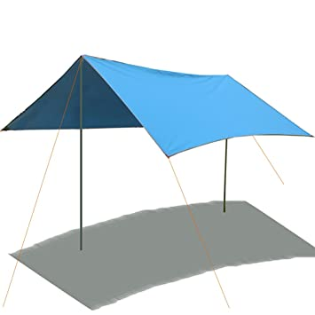 Bauhaus life Awning, Outdoor Camping, Portable Storage Can Be Used As Car Cover,