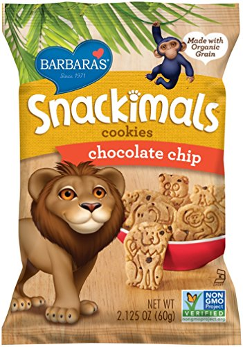 Barbaras Snackimals Cookies Chocolate 2 125