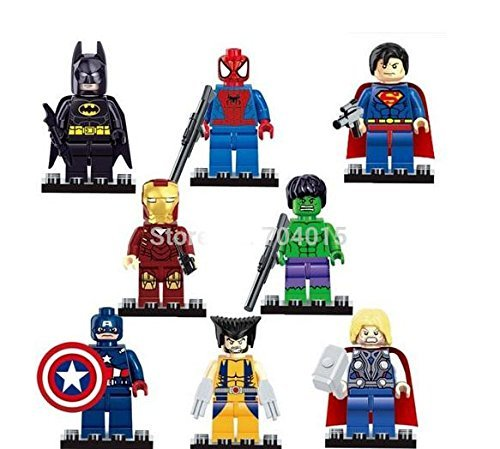 lego marvel lego figures - 9
