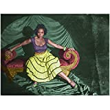 American Horror Story Angela Bassett as Desiree Dupree Sitting Intensely Arms Spread Wide 8 x 10 Inch Photo