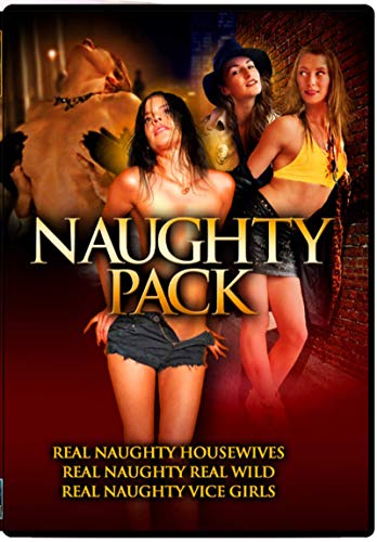 Real Naughty Pack 3 Disc Slimline (For Sex Videos Adults)