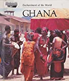 Front cover for the book Ghana (Enchantment of the World) by Martin Hintz