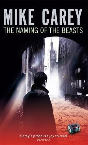 book cover of The Naming of the Beasts