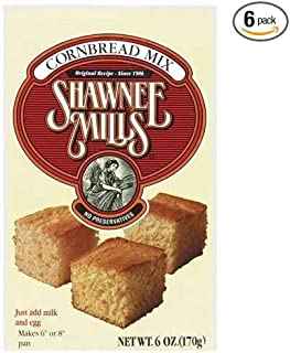 product image for Shawnee Mills Cornbread Mix 6 Oz (2 Pack)