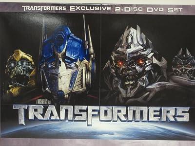 Transformers 2-disc DVD Includes Prequel