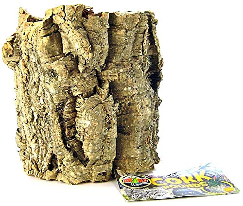 Zoo Med Natural Cork Bark, Round, Extra Large