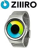 【日本正規代理店】 ZIIIRO ジーロ ドイツ 腕時計 CELESTE セレステ Chrome Colored Z0005WSYG ユニセックス