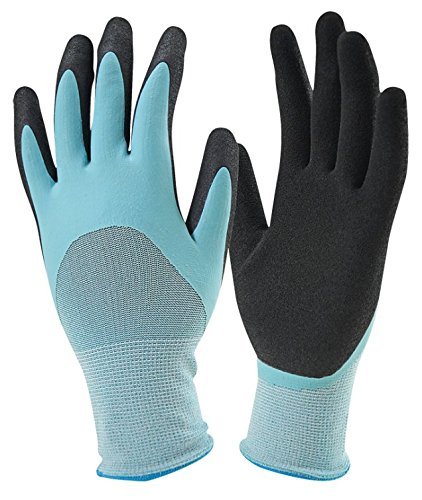Miracle-Gro Garden Care Ultimate Wet Grip Gloves S/M (6 Pairs)