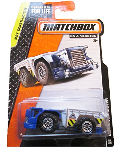 Matchbox - MBX Construction 26/120 - Mountain (Mbx Mover)
