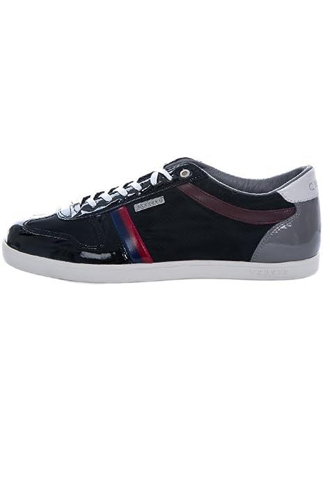 Cruyff, Zapatillas Deportivas para Hombre Multicolor Navy/Grey Negro Size: 12 UK: Amazon.es: Zapatos y complementos