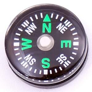 Wholesale Lot 48pcs 20mm Small Mini Compasses for survival kit