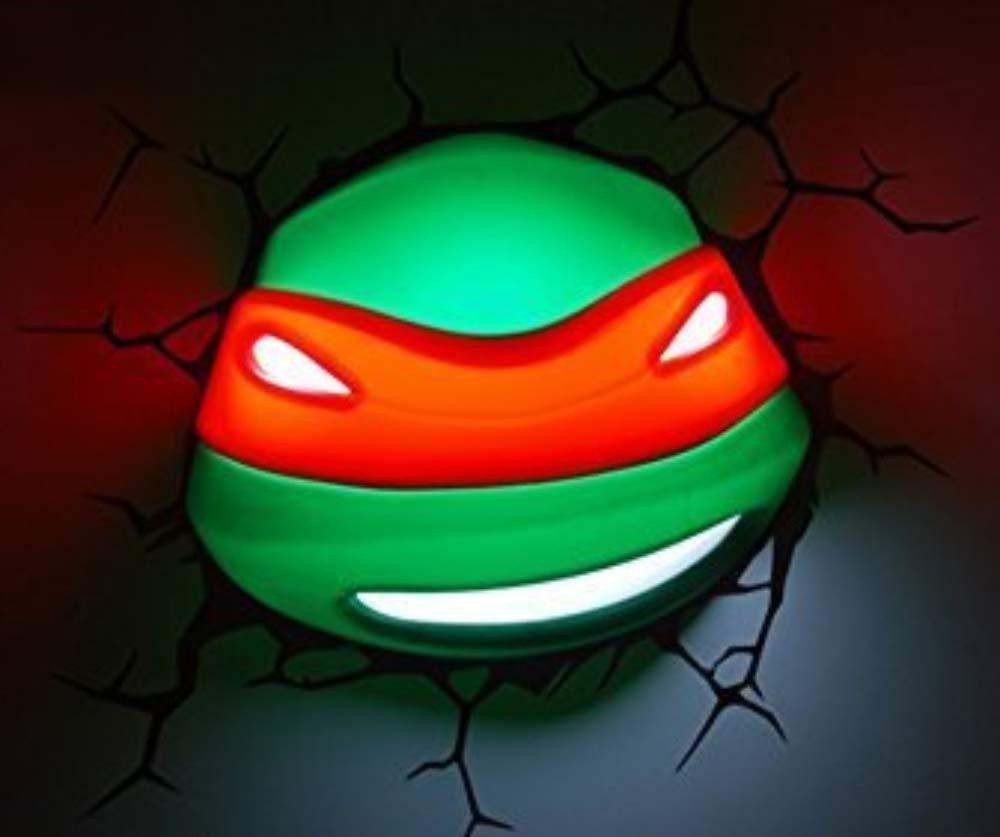 3D~~luz Alutruss Teenage Mutant Ninja Turtles /~~parece ...