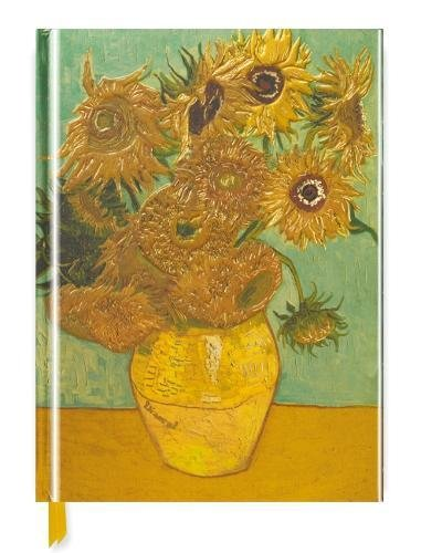 Van Gogh Sketch - Van Gogh: Sunflowers (Blank Sketch Book) (Luxury Sketch Books)