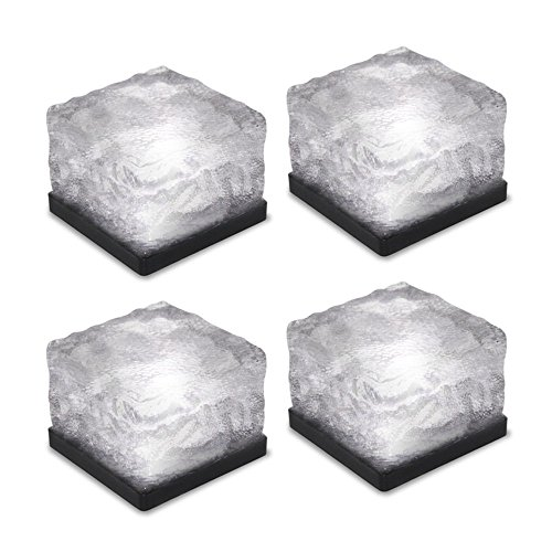 Led Garden Brick Lights