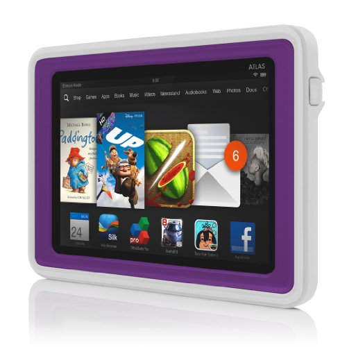 Atlas Waterproof Case for the All New Kindle Fire HD by Incipio