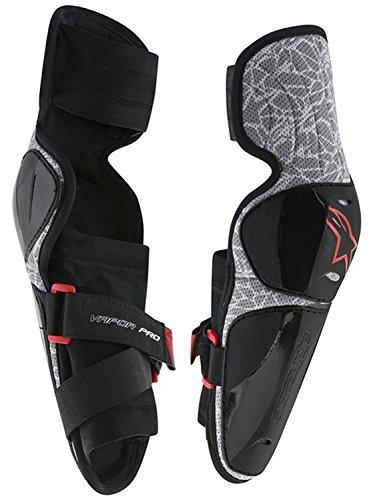 Alpinestars Vapor Pro Elbow Protector Guard, Adult - Large/X-Large - Black Gray by Alpinestars