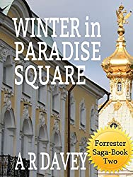 Winter in Paradise Square (Forrester Family Saga Book 2)