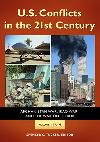 (U.S. Conflicts in the 21st Century [3 volumes]: Afghanistan War, Iraq War, and the War on Terror)