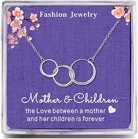 Amelery Chil DREN Daughters Necklace Interlocking product image