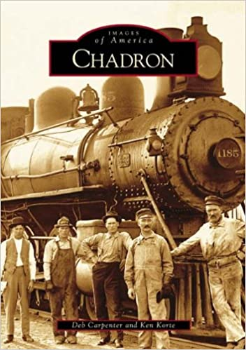 Book Chadron (Images of America (Arcadia Publishing))