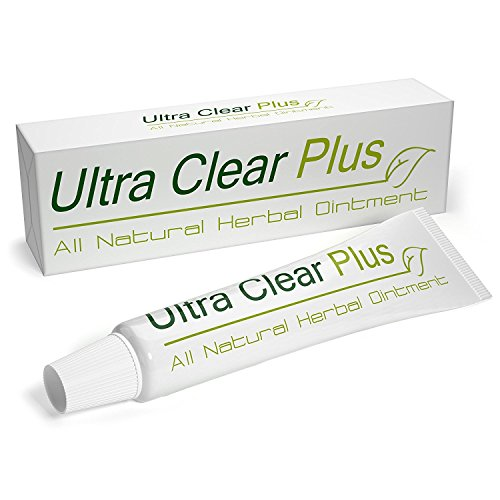 Natural Haemorrhoid Cream   Best Hemorrhoid Treatment And Relief For External Piles   Eu Certified   Get Effective Relief Today  By Ultra Clear Plus