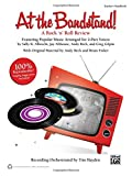 img - for At the Bandstand!: A Rock 'n' Roll Review Featuring Popular Music Arranged for 2-Part Voices (Kit), Book & CD (Book is 100% Reproducible) book / textbook / text book